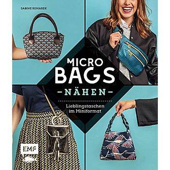 Buch 'Micro Bags nähen – Lieblingstaschen im Miniformat'