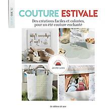 Livre 'Couture estivale'
