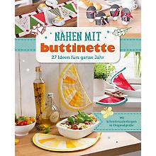 Buch 'Nähen mit buttinette – 27 Ideen fürs ganze Jahr'