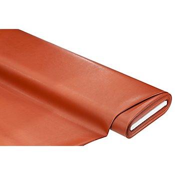Tissu similicuir nappa 'Tom', terracotta