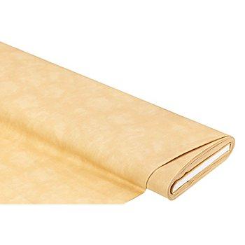 Tissu coton moiré 'Mona', marron clair