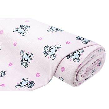 Wellness-Fleece 'Maus', rosa-color
