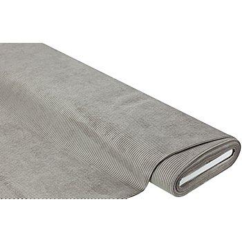 Möbel-Cord, grau
