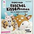 """Buch """"Kugelrunde Kuschelkissen nähen"""""""