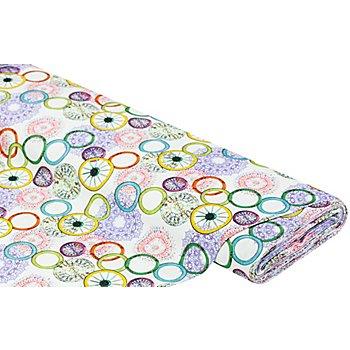 Canvas 'Mandala & Kreise', bunt