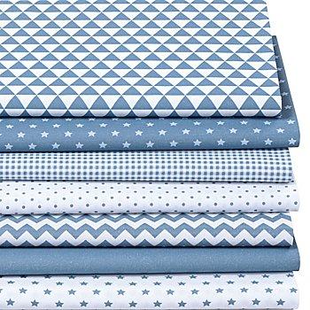 Patchwork- und Quiltpaket 'Jeanstöne Standard'