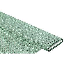 Baumwollstoff 'Konfetti', grün-color