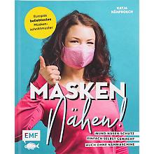 Buch 'Masken Nähen!'