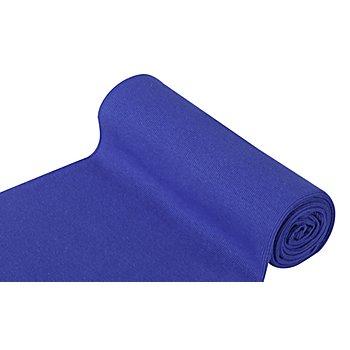 Rippen-Bündchenstoff 'Comfort', royalblau