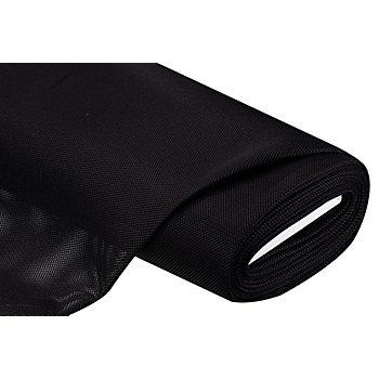 Tissu maillage 3D / air-mesh, 2 mm, noir