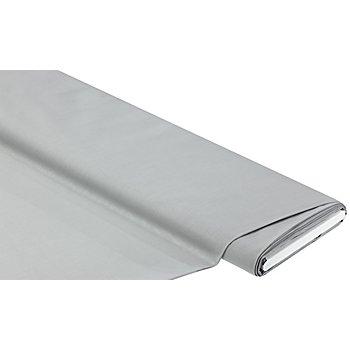 Tissu voile de coton, gris pierre