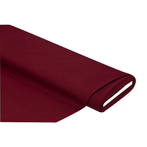Image of Baumwoll-Canvas, bordeaux