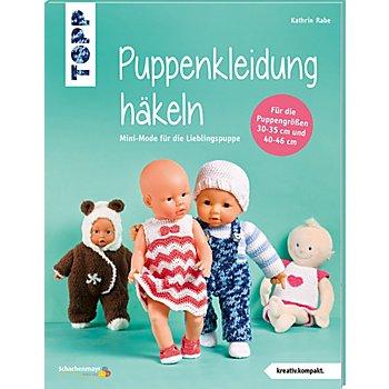Buch 'Puppenkleidung häkeln - Mini-Mode für die Lieblingspuppe'