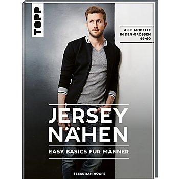 Buch 'Jersey nähen - Easy Basics für Männer'