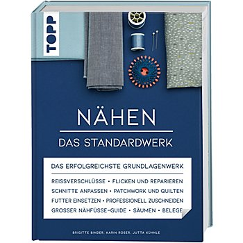Buch 'Nähen - Das Standardwerk'
