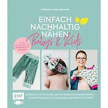 Buch 'Einfach nachhaltig nähen - Babys & Kids'