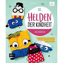 Buch 'Helden der Kindheit - Das Nähbuch'