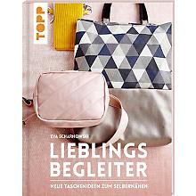 Buch 'Lieblingsbegleiter - Neue Taschenideen zum selbernähen'
