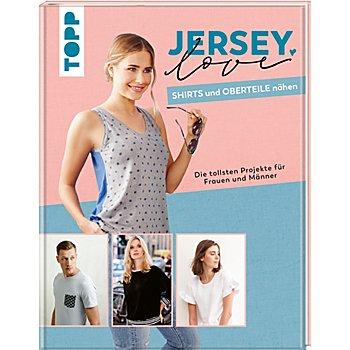 Buch 'Jersey love - Shirts und Oberteile nähen'