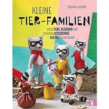 Buch 'Kleine Tier-Familien'