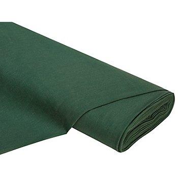 Leinenstoff 'Natural', trachtengrün