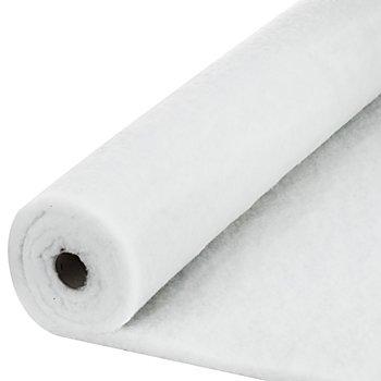 Sandler Volumenvlies, weiss, 300 g/m²