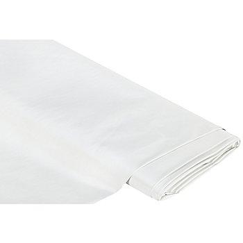 Linge de table épongeable - toile cirée 'uni', blanc