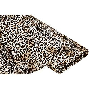 Tissu jersey 'léopard'
