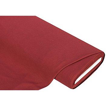 Tissu jersey extensible, bordeaux, 160 cm