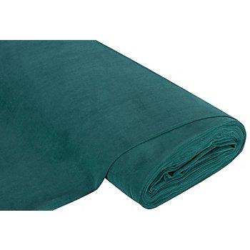 Tissu velours milleraies, vert jade