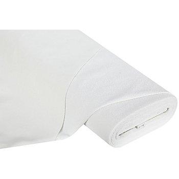 Tissu imprégné, imperméable, blanc