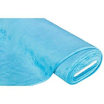 Tissu polaire 'Arctique', turquoise