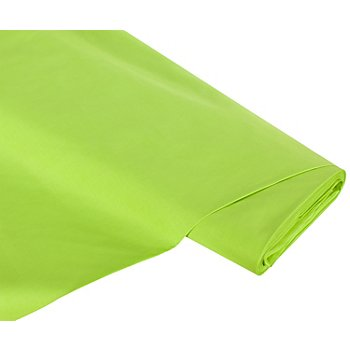 Tissu coton 'Lisa', vert printemps