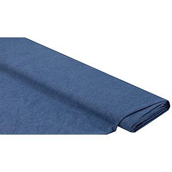 Tissu jeans / denim 'Prato', bleu ciel, de qualité légère