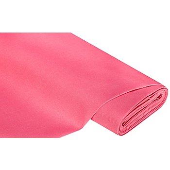 Allround-Gewebe 'Madrid', Uni pink