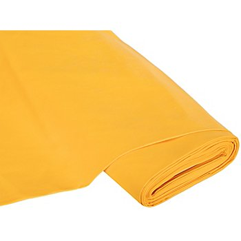 Tissu canevas en coton, jaune soleil
