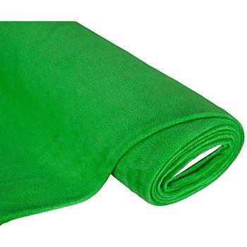 Fleecestoff, apfelgrün