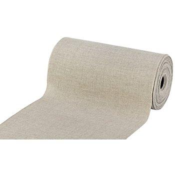 Leinen-Stickband, leinen, 20 cm