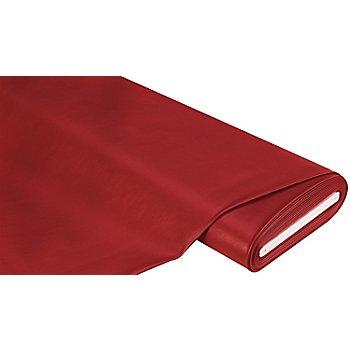 Tissu similicuir 'Tom', rouge vin