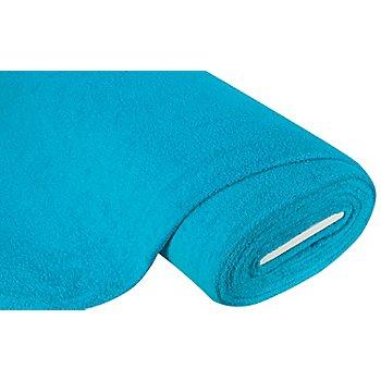 Tissu éponge 'Relax', turquoise