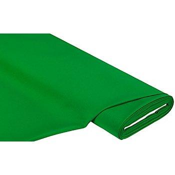 Tissu polyester uni, vert pomme