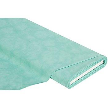 Tissu coton 'moiré', vert menthe