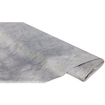 Tissu coton à impression numérique 'béton'