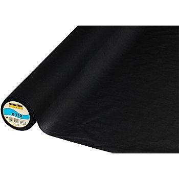 Vlieseline ® G710, noir, thermocollant d´un côté, 55 g/m²