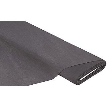 Viskose-Jersey 'Basic', graphit