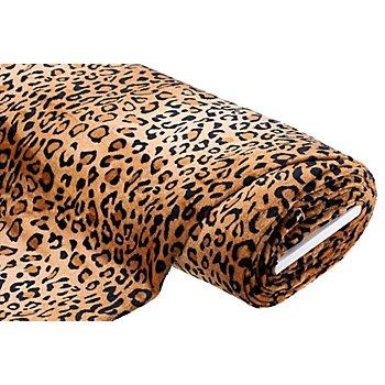 Wellness-Fleece 'Leopard'