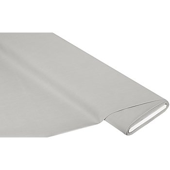 Tissu coton 'Lisa', gris pierre