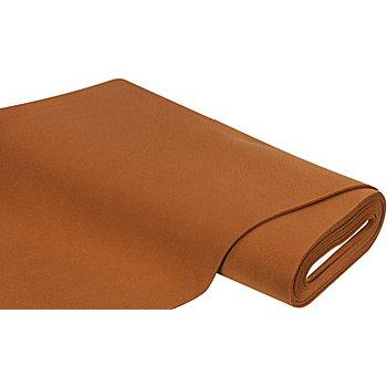 Textilfilz, Stärke 4 mm, hellbraun