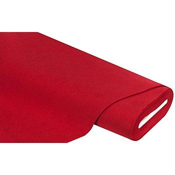 Textilfilz, Stärke 4 mm, weinrot