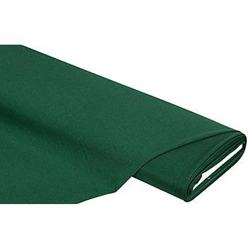 Romanit-Jersey 'Gianni' mit Elasthan, dunkelgrün
